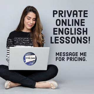 English Lesson Promotional Image